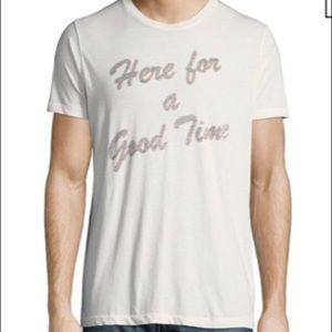 """Men's """"Here For a Good Time"""" Graphic T-Shirt"""